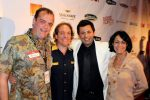 """Help Me, Please"" star Sean Bolger, director Pedro Brenner, and Nicholas & Hortencia, Burbank Film Festival"