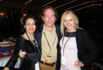 """Canine Instinct"" Producers Hortencia Goodman & Nicholas Goodman, ""Broken Dreams"" Actress Anya Benton"