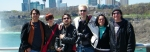 Filmmakers (from L to R) Layton Blaylock, Nadine Keil, Andrea Lodovichetti, Norbert Keil, Hortencia Goodman, Nicholas Goodman